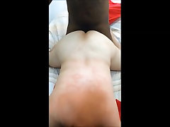 My wife having fun with her black lover