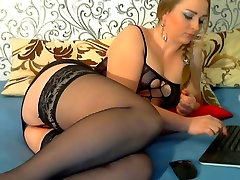 Russian sexy dancer girl skype