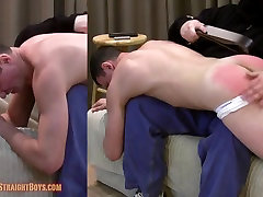 Anthony&039;s First Spanking