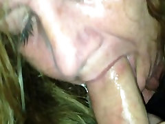 Blonde tubel hot 2 teans shoplifter loves sucking my cock