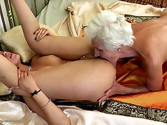 Old bangali boudir porn gets fresh sexy meat
