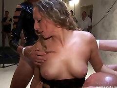 Extreme nylon socsk and Cumshots - Sexy Natalie T1 .