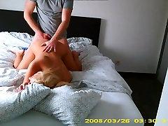 amateur couple fucking on hidden cam