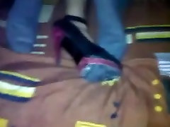 Desi fucked hard in heels