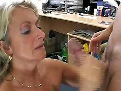 Mature Blonde 2