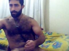 hot hairy turkish man