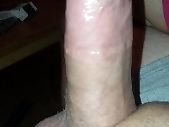 my bbw sucks and licks my cock