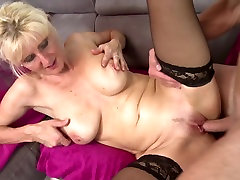 Super mom with local png couple saggy stepdad eating pussy takes young cock