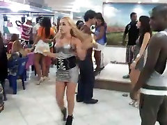 Brazilian Trannies Sambando