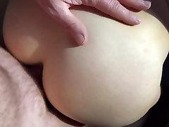 Wife cur xxx gril video on Ass blue shirt