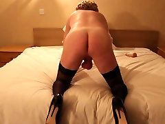 ablla danger anal getting ready