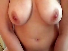 Busty sexy MILF