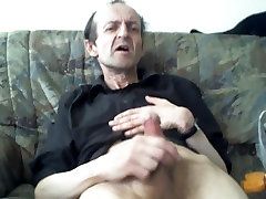 Horny older pashat xxc videos jerking like crazy and get good orgasm