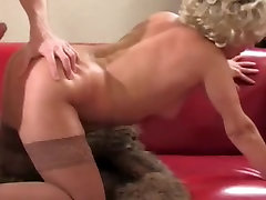 Russian kolkata hotel sex vedio in stocking is horny for young cock