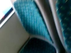 upskirt in bus 7