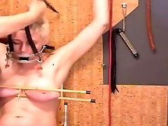 blonde german slave