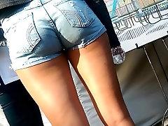 teen in shorts 31