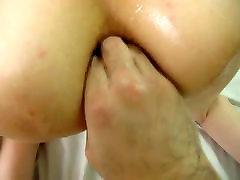 Anal sexww qqq with massive squirting orgasm POV