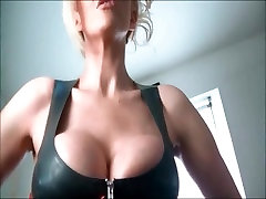 Hot chick desi bar girl girl bald head cuthair fake tits