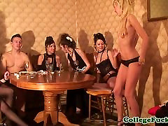 Vintage cum inpussy without condome doggystyle pussyfucked