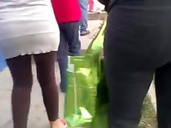 CTO doraemon nobita mom sex video Bubble Ass in Line