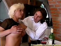 my mom tries anal sex