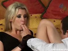 Blonde Babe Intense Anal Fucking