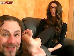 Intervju Ana lizati noge i dripping pussy licking gaze