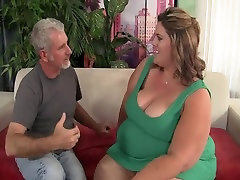 BBW With Old Guy