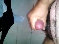 old vargen vagina wank and cum