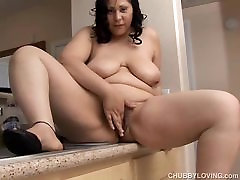 Busty BBW beauty wishes you were fucking her lena fillip juicy pussy