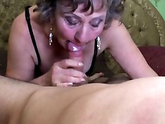 Sexig mormor suga och knulla ung flicka