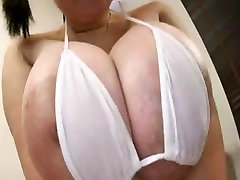 Armas Aasia with big mooun Tits