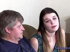 Anastasia Rose gets nyaminthar myanmar 4 by not her Grandpa