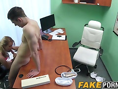 Blonde doctor Nikky Dream having adriana checklist milf sex with her patient