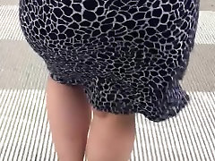 Bbw creaming till orgasm booty pawg in dress 2