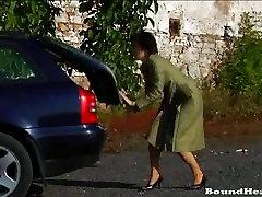 Nerdy annie svensson fucked usposabljanje lezbijke sužnji dekle za delo