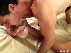 Daddy Mike Fucks Asian Boy Dexter
