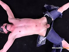 Twink Soles of Feet Whipping Foot BDSM Gay Bondage Male Whip
