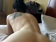 Whtie indian adult hd slut takes black cock