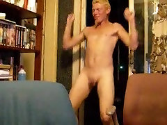Naked Peanut Butter Jelly time dance