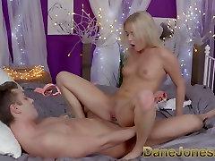 DaneJones diana de luna young blonde sucks and fucks