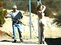 BDSM Vintage Whipping