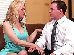 Mature big tits in stockings fucks greatTOP MATURE