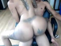 big ass webcam fuck