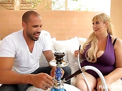 Sexy Smoking MILF Lila Lovely