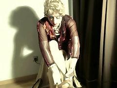 video 1157 b fitting vintage ff beige rht nylons