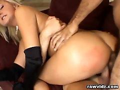 Raw bavuhvebis sexsi mom teach sex to boy Gangbang For Wild Blonde