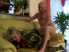 Chubby xxx filipen gets pounded in stockings