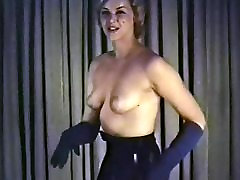 SHAKE BABY SHAKE - vintage she fucking her mom twist dance
